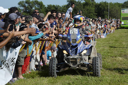 Quad category winner Marcos Patronelli