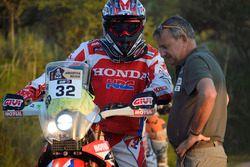 #32 Honda : Paolo Ceci avec Etienne Lavigne