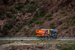 Support Truck, KTM Factory Racing
