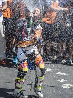 Ganador, motos, Toby Price, KTM