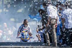 Quads, ganador, Marcos Patronelli