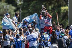 Quad Kategorie Sieger Marcos Patronelli