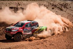 Язид Аль-Раджи и Тимо Готтшальк, #305 Toyota