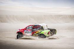 #305 Toyota : Yazeed Al-Rajhi, Timo Gottschalk