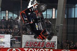 Chad Frewalot in trouble
