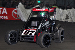 Rico Abreu took the Chili Bowl Championship