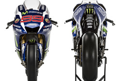 Новый YZR-M1 Хорхе Лоренсо, Yamaha Factory Racing