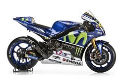 Yamaha YZR-M1 para Valentino Rossi, Yamaha Factory Racing