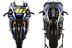 Valentino Rossi'nin Yamaha YZR-M1'i, Yamaha Fabrika Takımı
