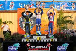 Mini ROK podium