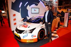 #80 Tom Ingram, Speedworks Motorsport Toyota Avensis