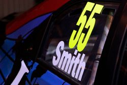 #55 Jeff Smith, Eurotech Racing Honda Civic