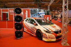#52 Gordon Shedden, Honda Yuasa Racing Honda Civic Type R
