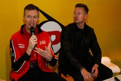 Mat Neal and Gordon Shedden