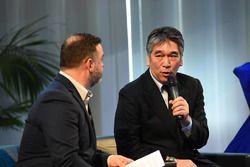 Kouichi Tsuji, Gerneral Manager Motorsport Development Division, Yamaha Motors