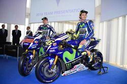 Jorge Lorenzo en Valentino Rossi, Yamaha Factory Racing
