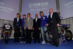 Press Conference 2016 Yamaha Sport