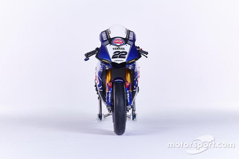 Alex Lowes, Yamaha YZF-R1, Pata Yamaha