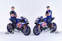 Sylvain Guintoli and Alex Lowes, Yamaha YZF-R1, Pata Yamaha