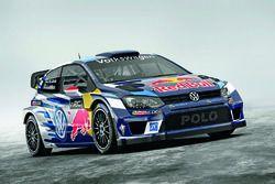贾里·马蒂·拉特瓦拉、米卡·安蒂拉,大众Polo WRC新涂装