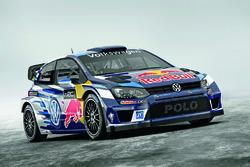 Livery for Sébastien Ogier and Julien Ingrassia, Volkswagen Polo WRC, Volkswagen Motorsport