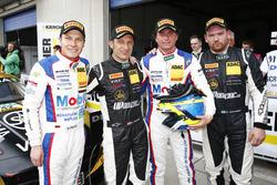 Sebastian Asch, Luca Ludwig, Team Zakspeed Mercedes-Benz SLS AMG GT3 yHarald Proczyk, Andreas Simons