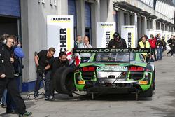Rahel Frey, Philip Geipel, YACO Racing Audi R8 LMS ultra
