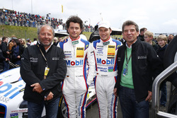 Sebastian Asch, Luca Ludwig, Team Zakspeed Mercedes-Benz SLS AMG GT3 with Klaus Ludwig and Roland As