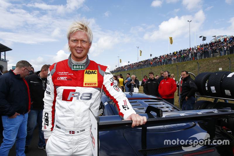Nicki Thiim, C. Abt Racing Audi R8 LMS ultra