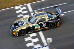 Harald Proczyk, Andreas Simonsen, HP Racing Mercedes-Benz SLS AMG GT3