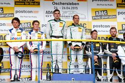 Podyum, İkinci Sebastian Asch, Luca Ludwig, Zakspeed Mercedes-Benz SLS AMG GT3 Takımı, Birinci Jereo
