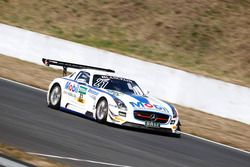 Sebastian Asch, Luca Ludwig, Team Zakspeed Mercedes-Benz SLS AMG GT4