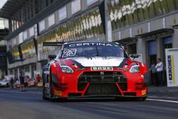Marc Gassner, Florian Strauss, MRS GT-Racing Nissan GT-R NISMO GT4
