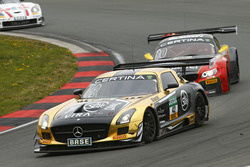 Harald Proczyk, Andreas Simonsen, HP Racing Mercedes-Benz SLS AMG GT3