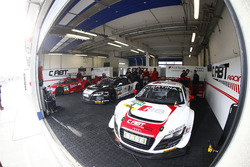 Andreas Weishaupt, Christer Jöns, C. Abt Racing Audi R8 LMS ultra