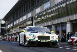 Jereon Bleekemolen, Luca Stolz, Bentley Team HTP Bentley Continental GT4