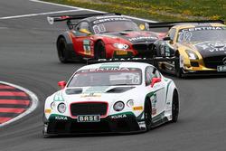 Fabian Hamprecht, Clemens Schmid, Bentley Team HTP Bentley Continental GT3