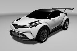 Toyota C-HR Racing , Toyota GAZOO Racing
