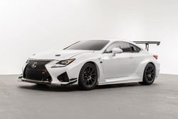 Toyota GAZOO Racing con TOM'S, Lexus RC F
