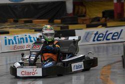 Sergio Pérez, Sahara Force India im Kart