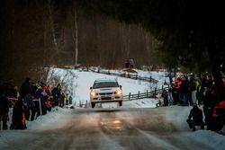 Иван Миронов и Сергей Денисов, Mitsubishi Lancer Evo IX