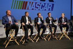 The Fox NASCAR television personalities