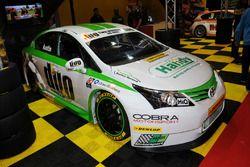 Rob Austin 2016 Handy Motorsport