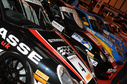 Porsche Cup Race Cars