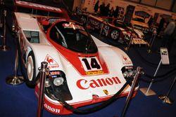 Silverstone Classic Le Mans Prototype