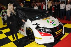 The unveiling of Matt Simpsons Speedworks Honda Civic Type R