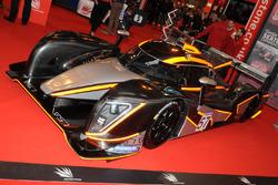 Ginetta Le Mans Car