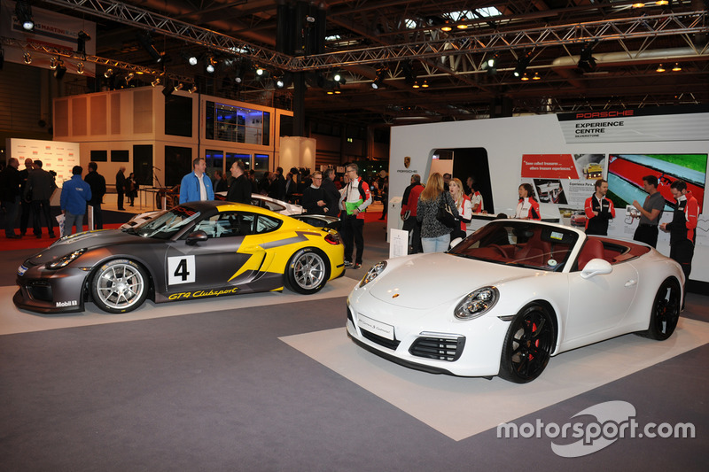 Porsche Messestand