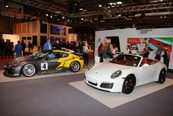 Porsche stand