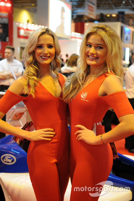 Silverstone Promogirls